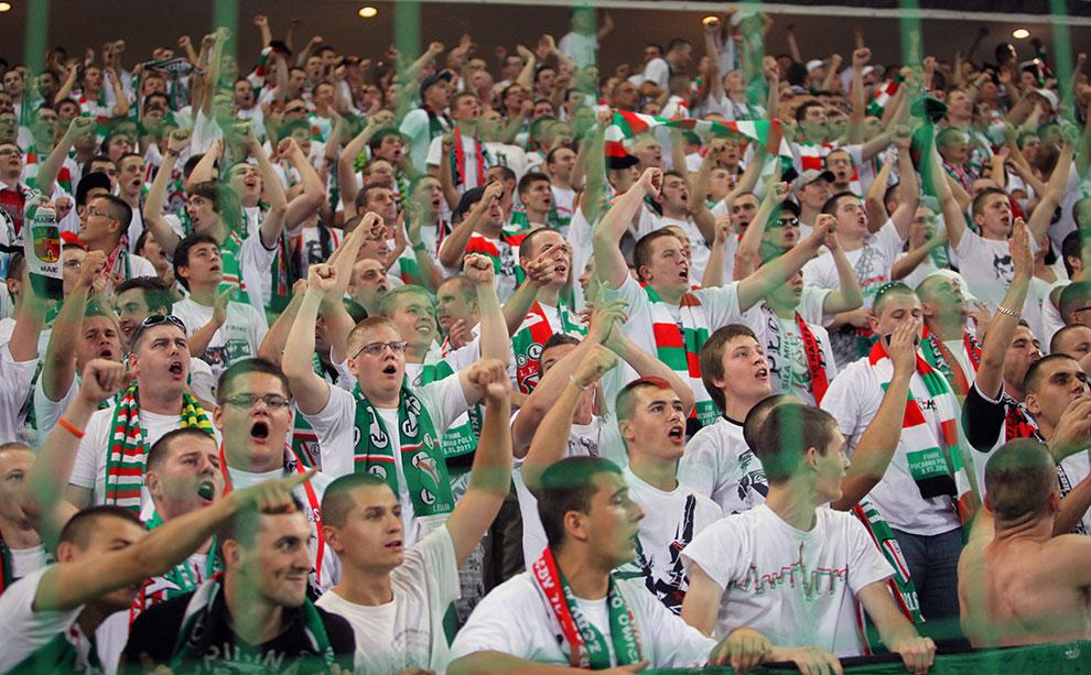 Legia Warszawa 0-0 Gaziantepspor - fot. Piotr Galas (zdjęcie 117 z 133)