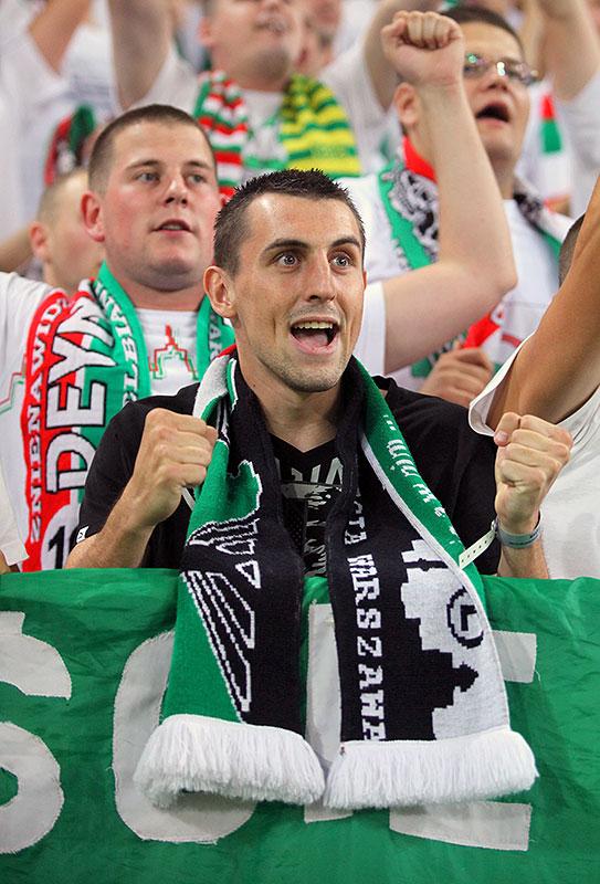 Legia Warszawa 0-0 Gaziantepspor - fot. Piotr Galas (zdjęcie 118 z 133)