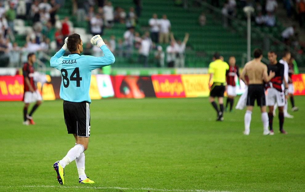 Legia Warszawa 0-0 Gaziantepspor - fot. Piotr Galas (zdjęcie 119 z 133)