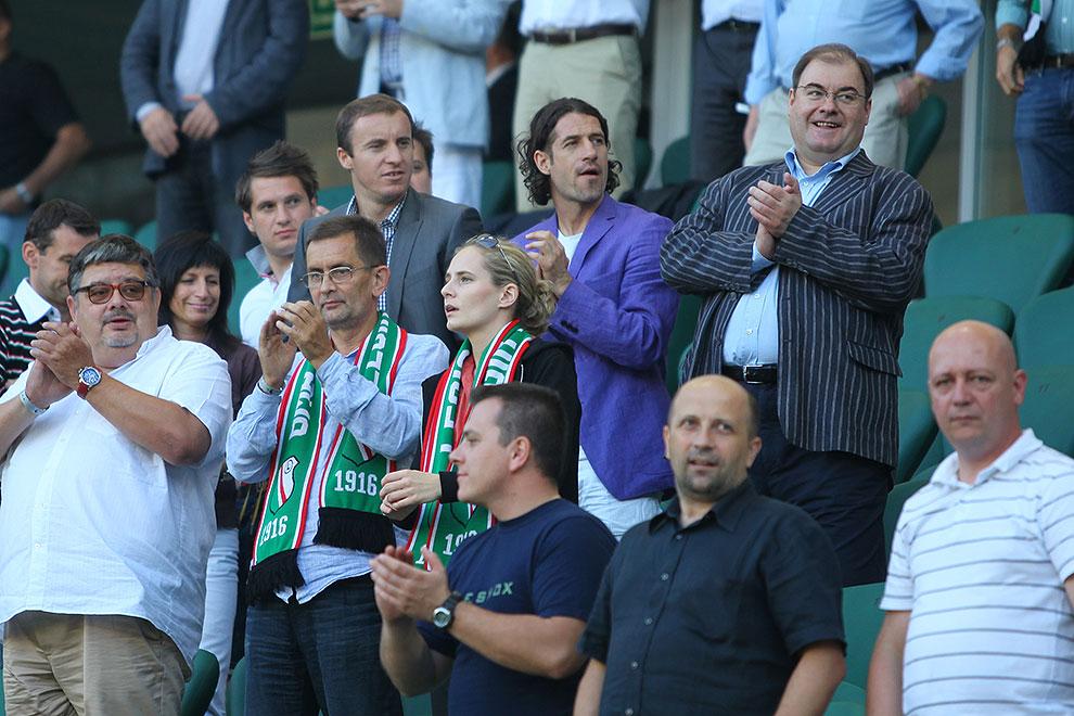 Legia Warszawa 0-0 Gaziantepspor - fot. Piotr Galas (zdjęcie 12 z 133)
