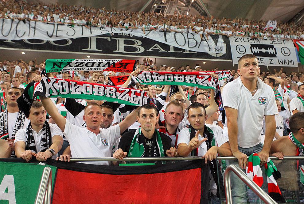 Legia Warszawa 0-0 Gaziantepspor - fot. Piotr Galas (zdjęcie 121 z 133)