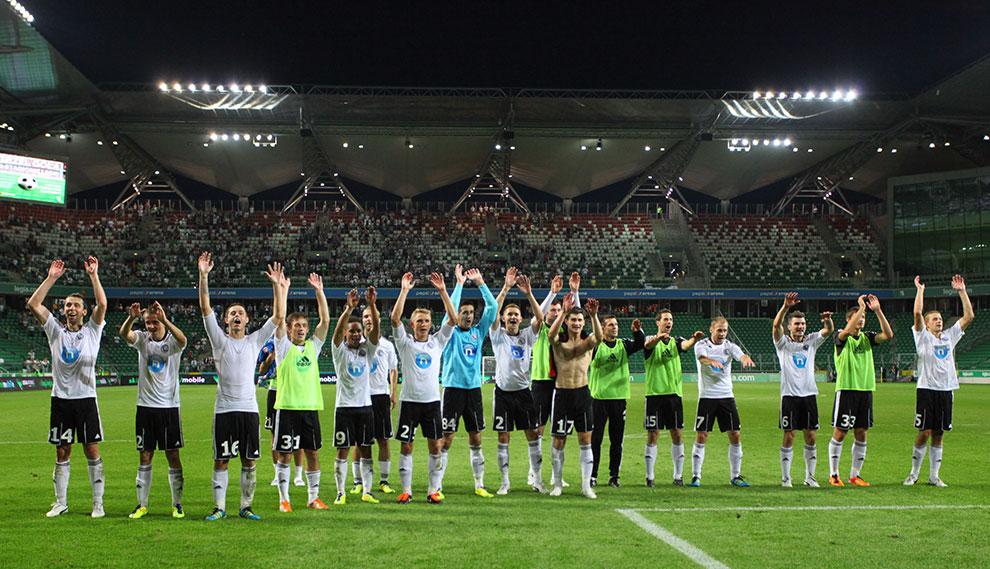 Legia Warszawa 0-0 Gaziantepspor - fot. Piotr Galas (zdjęcie 125 z 133)