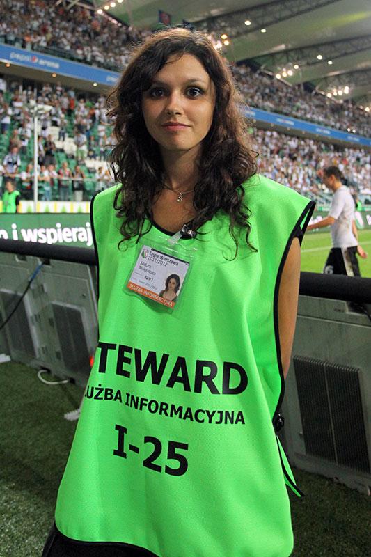 Legia Warszawa 0-0 Gaziantepspor - fot. Piotr Galas (zdjęcie 126 z 133)