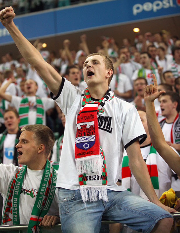 Legia Warszawa 0-0 Gaziantepspor - fot. Piotr Galas (zdjęcie 131 z 133)
