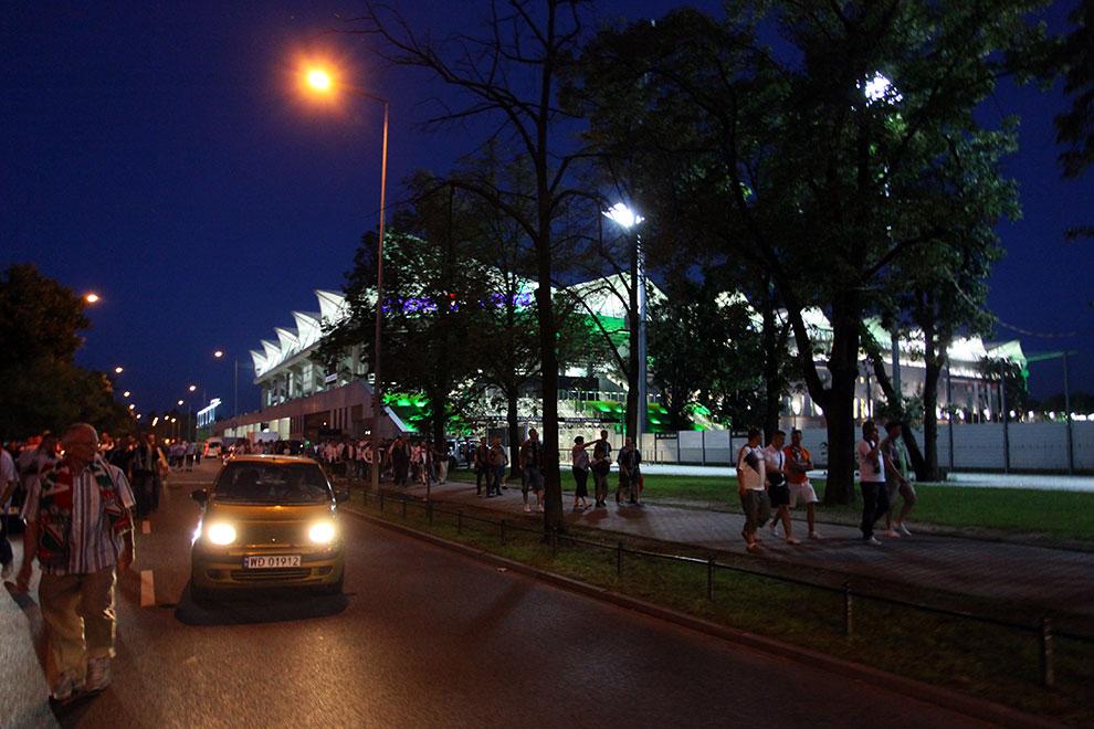 Legia Warszawa 0-0 Gaziantepspor - fot. Piotr Galas (zdjęcie 133 z 133)