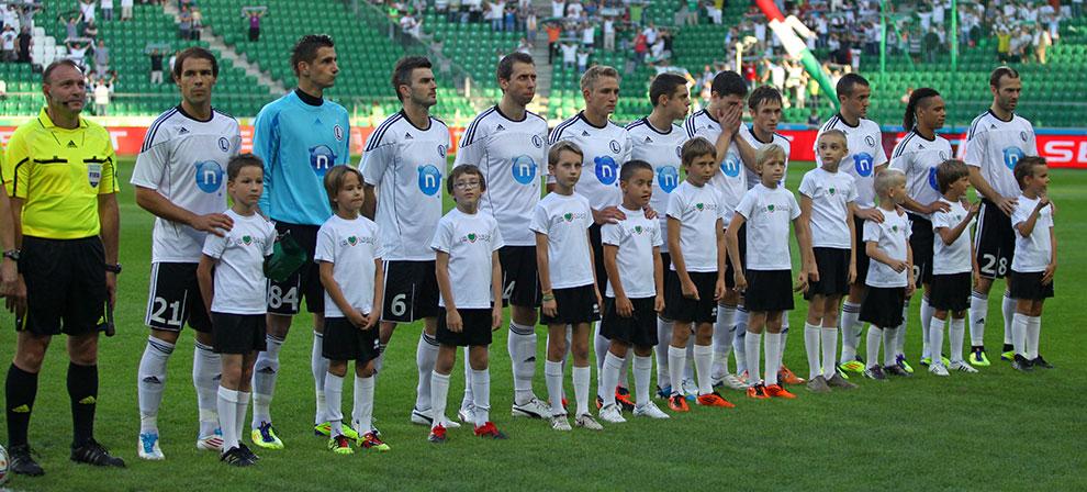 Legia Warszawa 0-0 Gaziantepspor - fot. Piotr Galas (zdjęcie 14 z 133)
