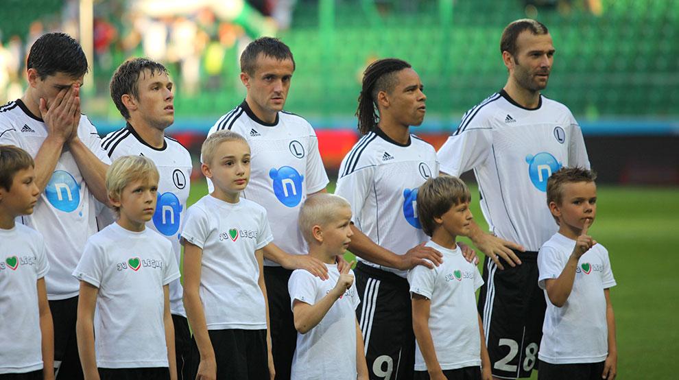 Legia Warszawa 0-0 Gaziantepspor - fot. Piotr Galas (zdjęcie 15 z 133)
