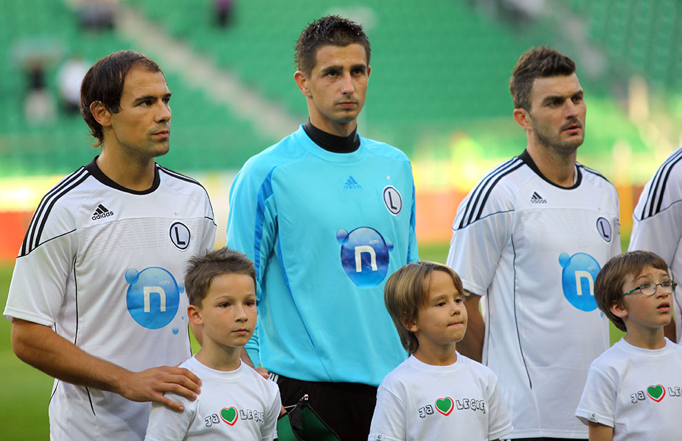 Legia Warszawa 0-0 Gaziantepspor - fot. Piotr Galas (zdjęcie 16 z 133)