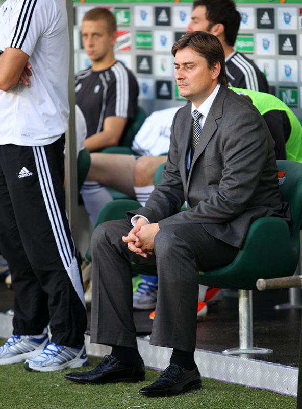 Legia Warszawa 0-0 Gaziantepspor - fot. Piotr Galas (zdjęcie 18 z 133)