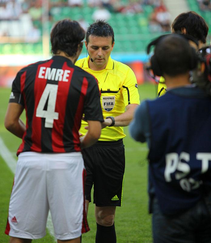 Legia Warszawa 0-0 Gaziantepspor - fot. Piotr Galas (zdjęcie 20 z 133)
