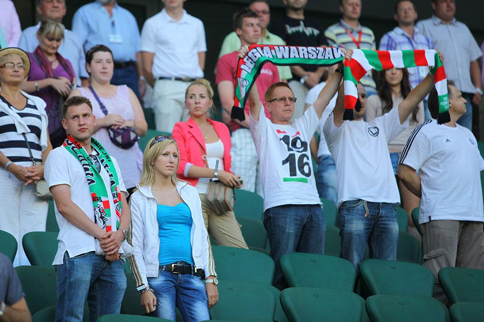 Legia Warszawa 0-0 Gaziantepspor - fot. Piotr Galas (zdjęcie 22 z 133)