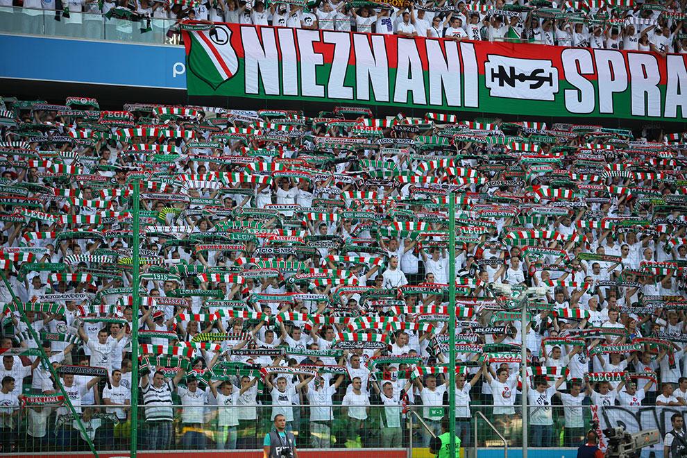 Legia Warszawa 0-0 Gaziantepspor - fot. Piotr Galas (zdjęcie 23 z 133)
