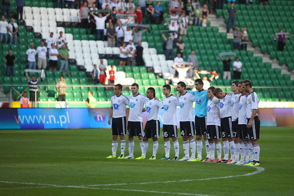 Legia Warszawa 0-0 Gaziantepspor - fot. Piotr Galas (zdjęcie 24 z 133)