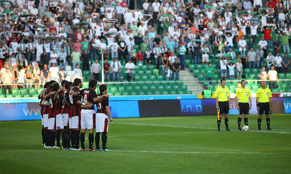 Legia Warszawa 0-0 Gaziantepspor - fot. Piotr Galas (zdjęcie 25 z 133)