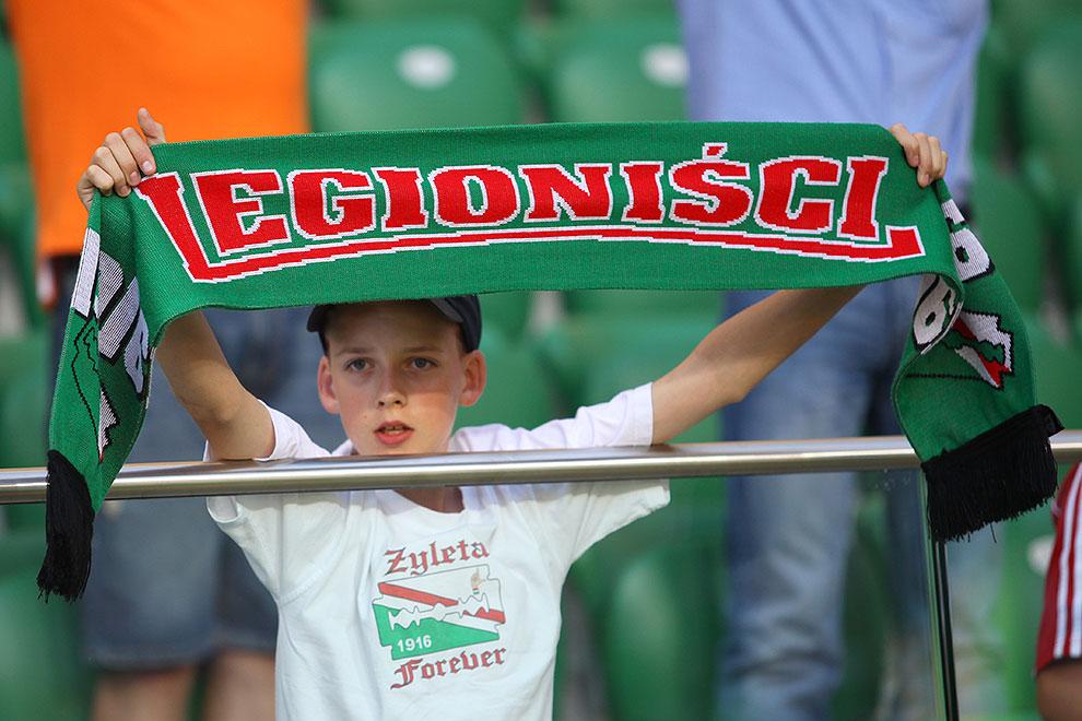 Legia Warszawa 0-0 Gaziantepspor - fot. Piotr Galas (zdjęcie 26 z 133)
