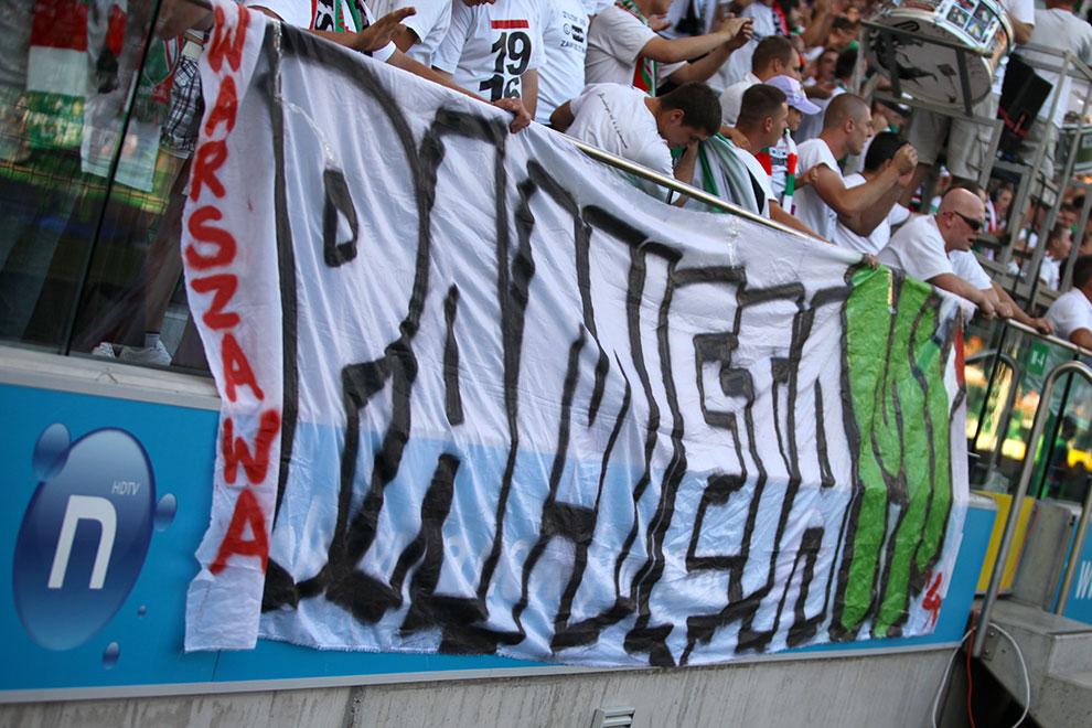 Legia Warszawa 0-0 Gaziantepspor - fot. Piotr Galas (zdjęcie 28 z 133)