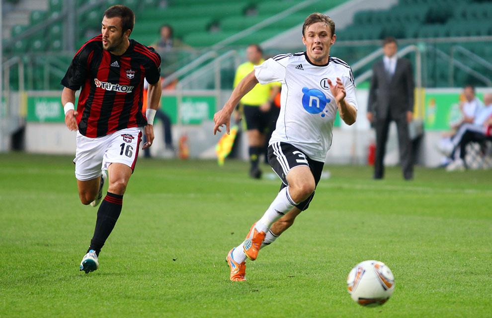 Legia Warszawa 0-0 Gaziantepspor - fot. Piotr Galas (zdjęcie 30 z 133)