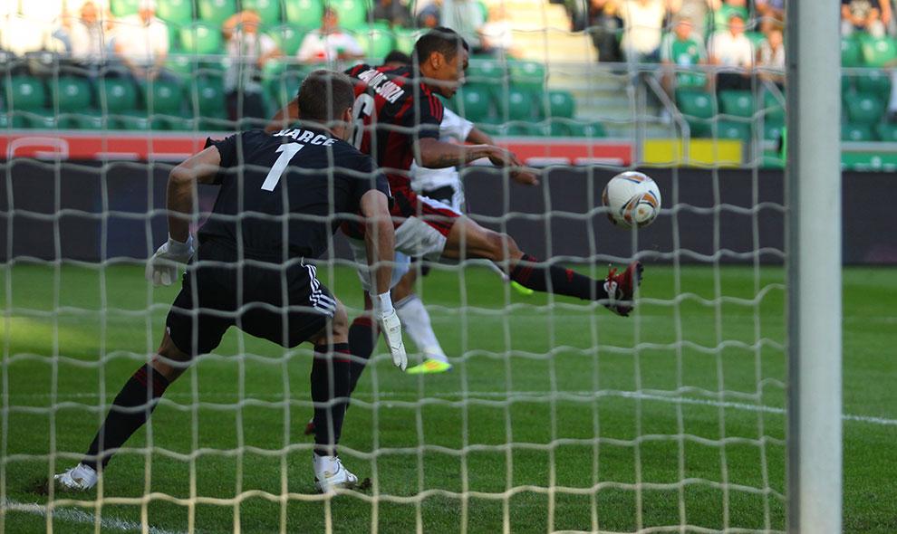 Legia Warszawa 0-0 Gaziantepspor - fot. Piotr Galas (zdjęcie 31 z 133)