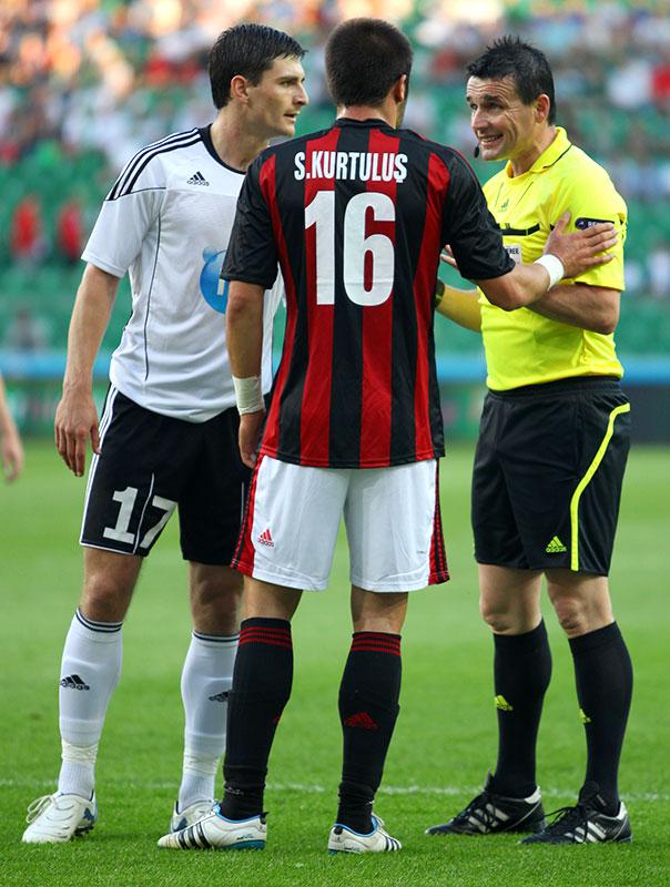 Legia Warszawa 0-0 Gaziantepspor - fot. Piotr Galas (zdjęcie 33 z 133)