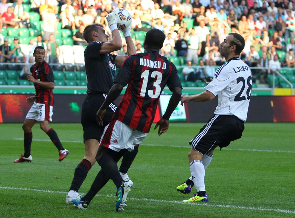 Legia Warszawa 0-0 Gaziantepspor - fot. Piotr Galas (zdjęcie 35 z 133)