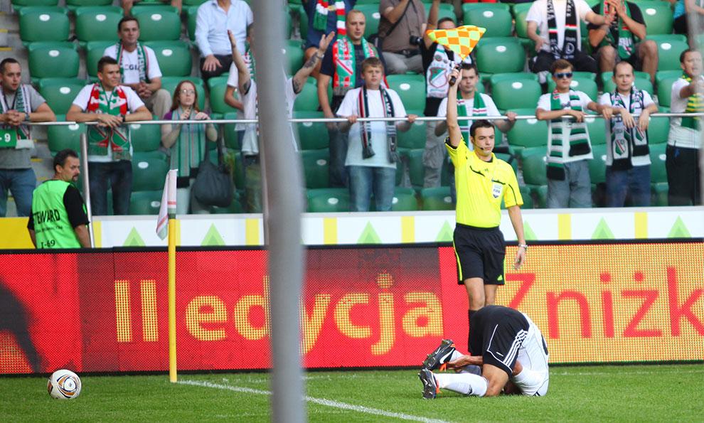 Legia Warszawa 0-0 Gaziantepspor - fot. Piotr Galas (zdjęcie 38 z 133)