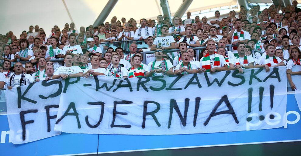 Legia Warszawa 0-0 Gaziantepspor - fot. Piotr Galas (zdjęcie 41 z 133)
