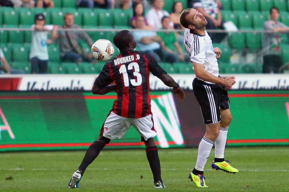 Legia Warszawa 0-0 Gaziantepspor - fot. Piotr Galas (zdjęcie 43 z 133)