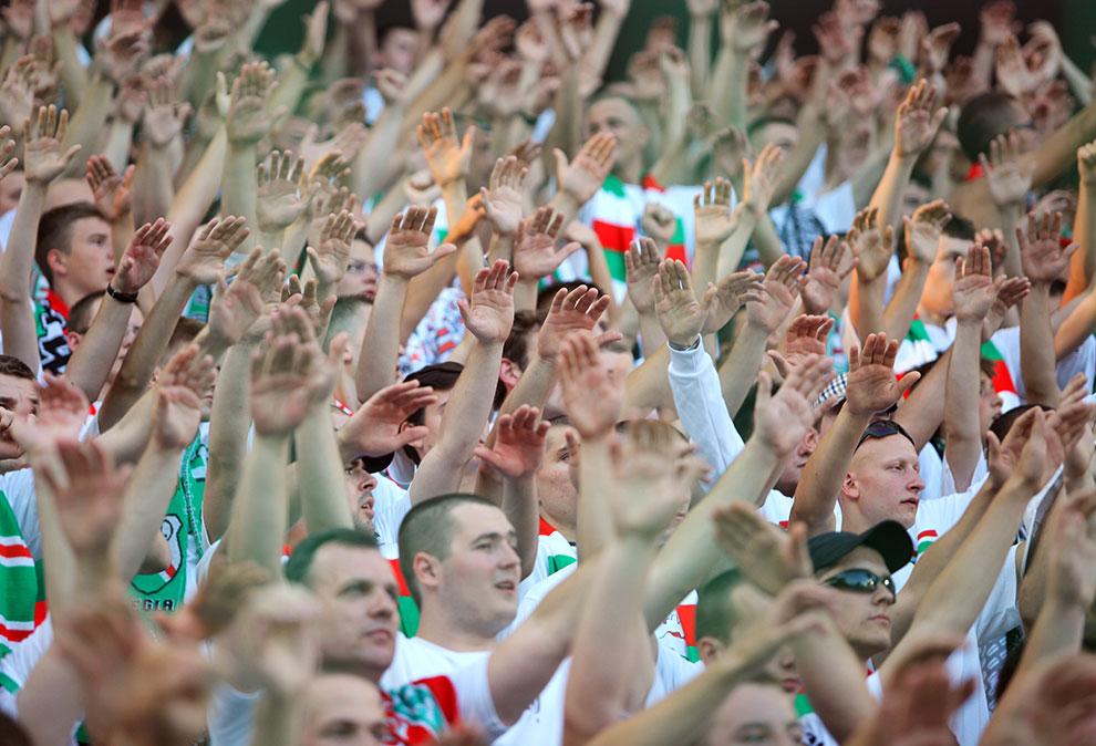 Legia Warszawa 0-0 Gaziantepspor - fot. Piotr Galas (zdjęcie 44 z 133)