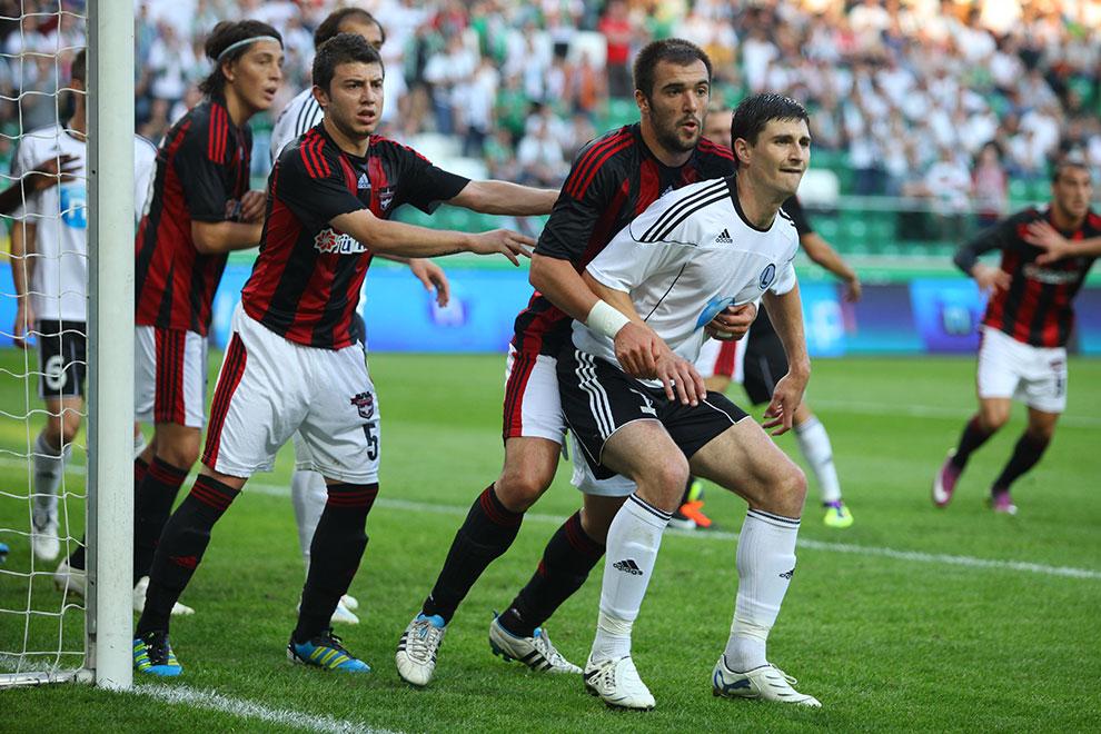 Legia Warszawa 0-0 Gaziantepspor - fot. Piotr Galas (zdjęcie 47 z 133)