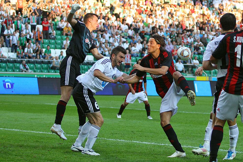 Legia Warszawa 0-0 Gaziantepspor - fot. Piotr Galas (zdjęcie 48 z 133)