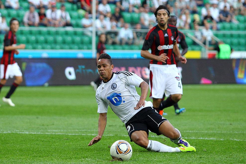 Legia Warszawa 0-0 Gaziantepspor - fot. Piotr Galas (zdjęcie 49 z 133)