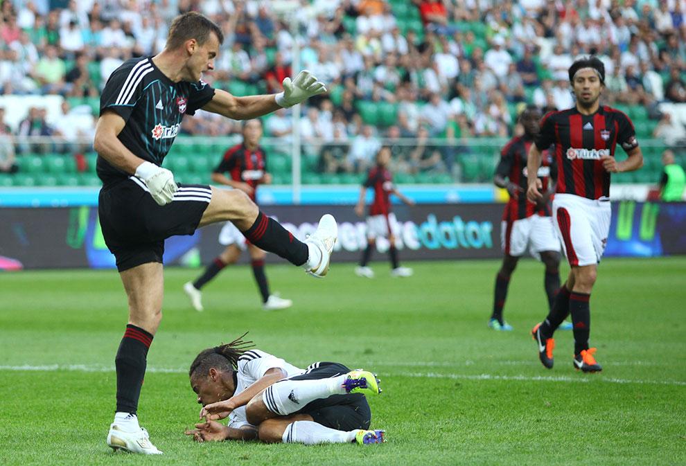 Legia Warszawa 0-0 Gaziantepspor - fot. Piotr Galas (zdjęcie 50 z 133)