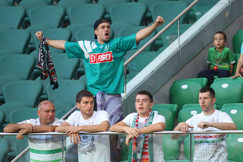 Legia Warszawa 0-0 Gaziantepspor - fot. Piotr Galas (zdjęcie 51 z 133)