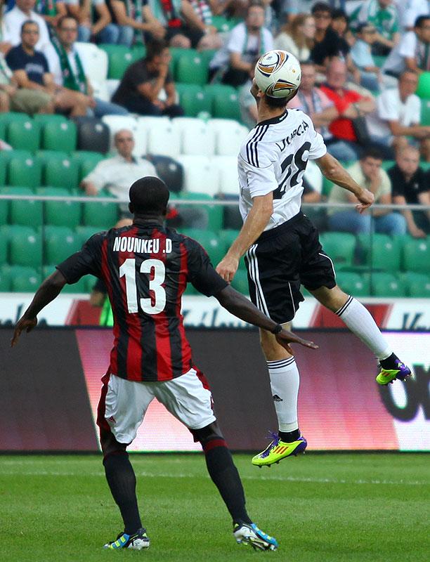 Legia Warszawa 0-0 Gaziantepspor - fot. Piotr Galas (zdjęcie 52 z 133)
