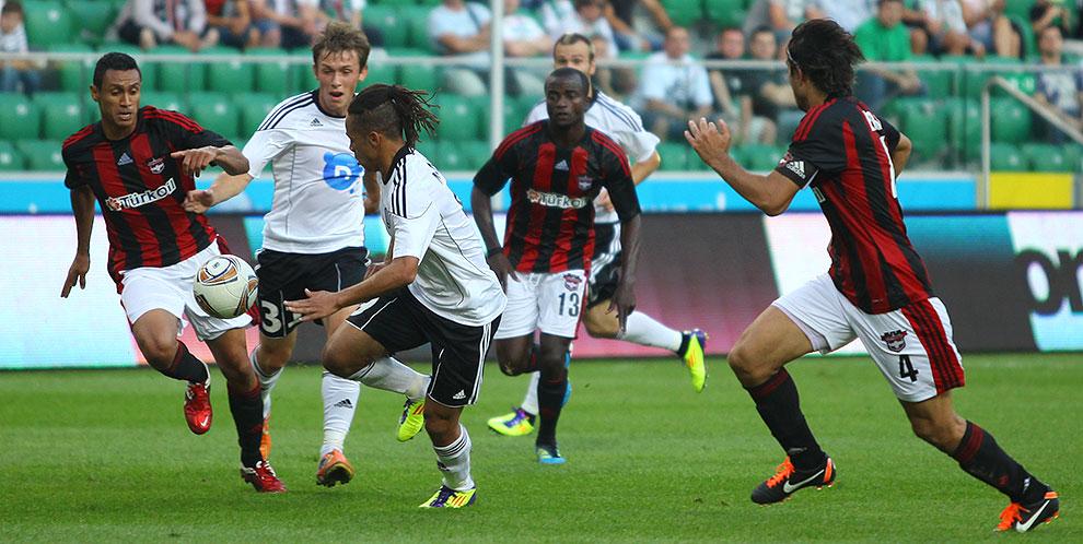 Legia Warszawa 0-0 Gaziantepspor - fot. Piotr Galas (zdjęcie 53 z 133)