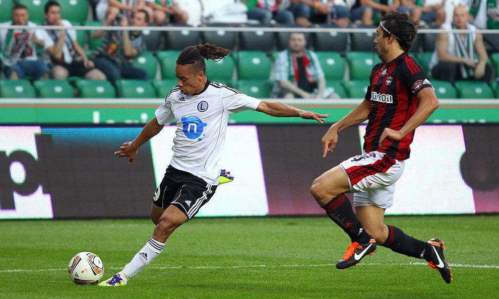 Legia Warszawa 0-0 Gaziantepspor - fot. Piotr Galas (zdjęcie 54 z 133)