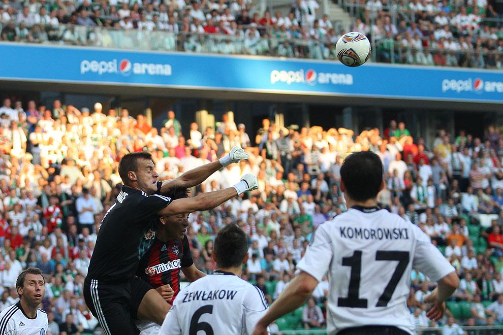 Legia Warszawa 0-0 Gaziantepspor - fot. Piotr Galas (zdjęcie 56 z 133)