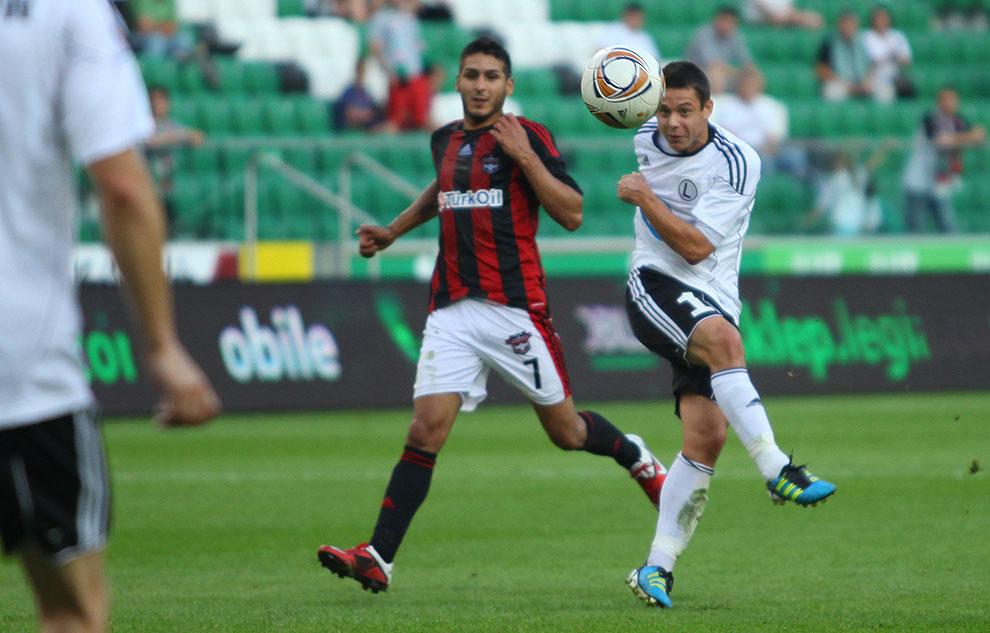 Legia Warszawa 0-0 Gaziantepspor - fot. Piotr Galas (zdjęcie 57 z 133)