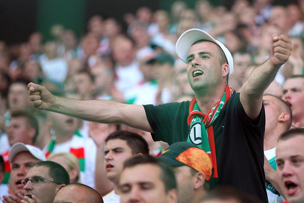 Legia Warszawa 0-0 Gaziantepspor - fot. Piotr Galas (zdjęcie 58 z 133)