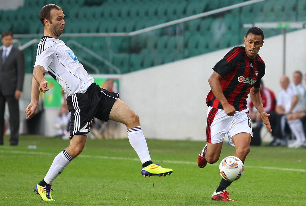 Legia Warszawa 0-0 Gaziantepspor - fot. Piotr Galas (zdjęcie 59 z 133)