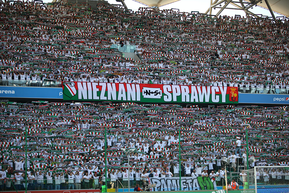 Legia Warszawa 0-0 Gaziantepspor - fot. Piotr Galas (zdjęcie 6 z 133)