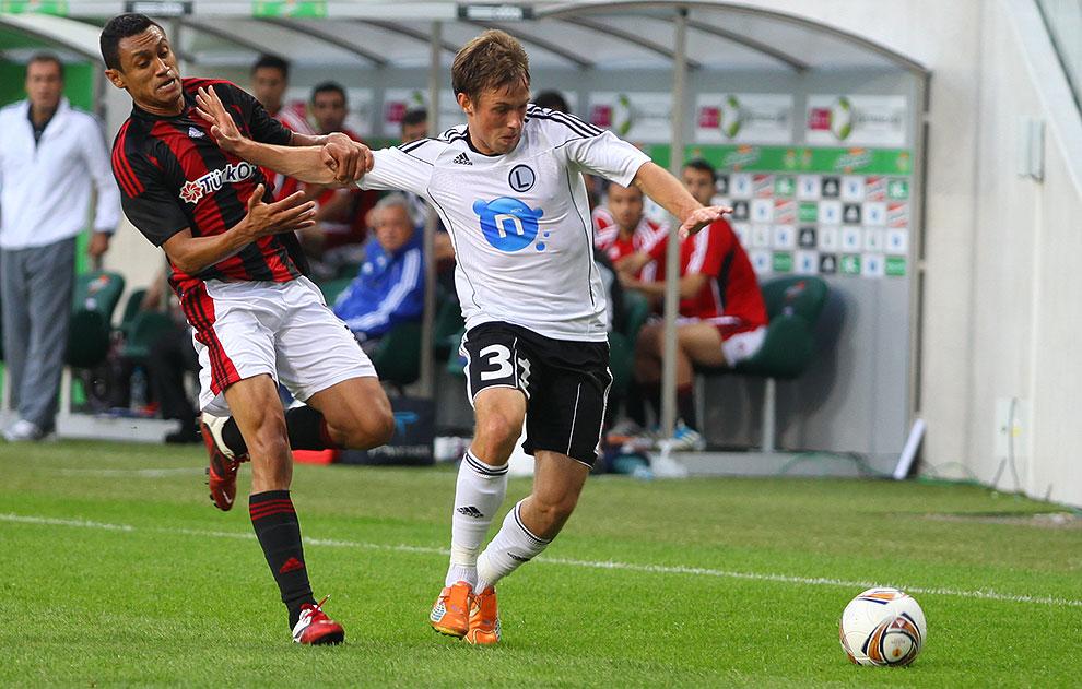 Legia Warszawa 0-0 Gaziantepspor - fot. Piotr Galas (zdjęcie 60 z 133)