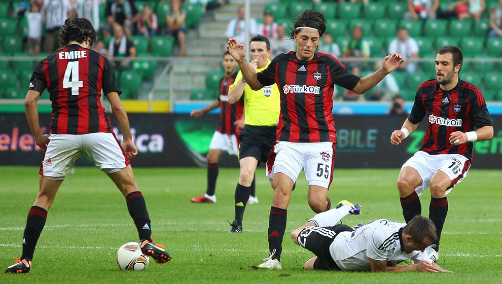 Legia Warszawa 0-0 Gaziantepspor - fot. Piotr Galas (zdjęcie 62 z 133)