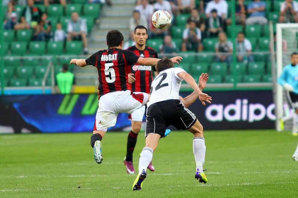 Legia Warszawa 0-0 Gaziantepspor - fot. Piotr Galas (zdjęcie 63 z 133)