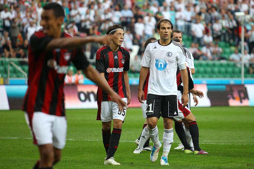 Legia Warszawa 0-0 Gaziantepspor - fot. Piotr Galas (zdjęcie 64 z 133)