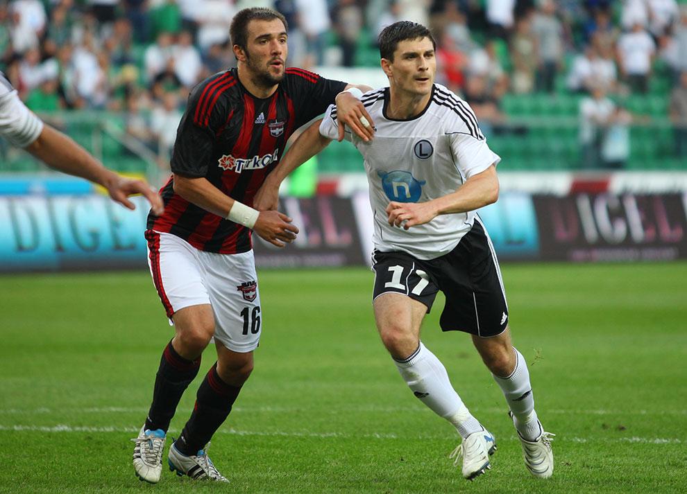 Legia Warszawa 0-0 Gaziantepspor - fot. Piotr Galas (zdjęcie 65 z 133)