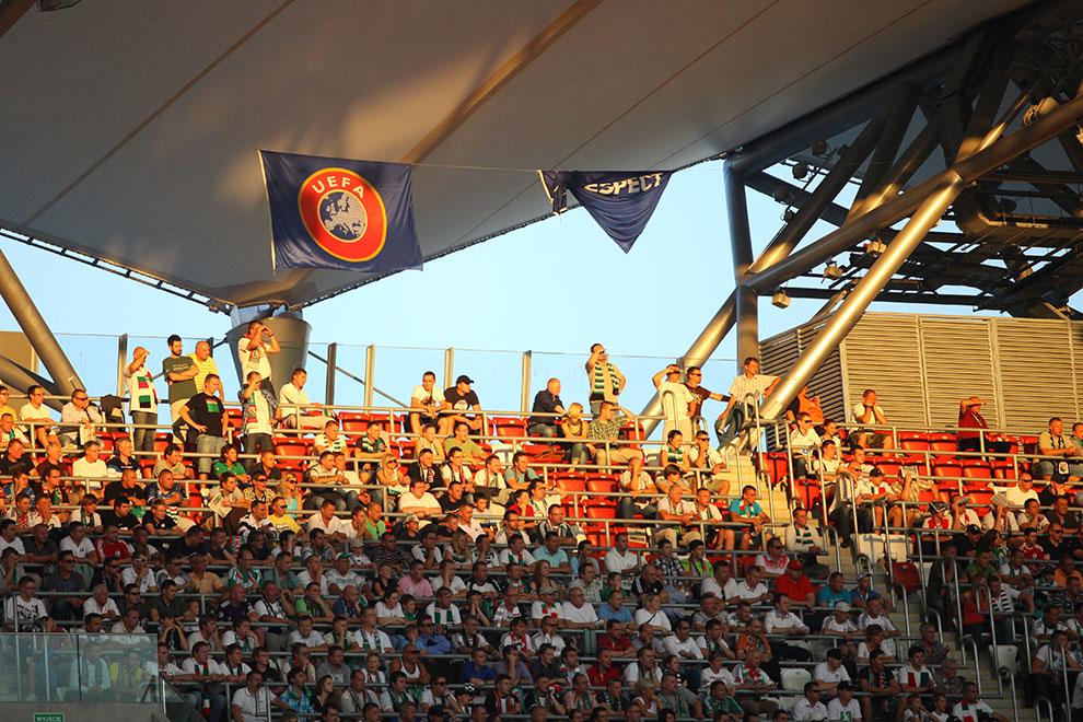 Legia Warszawa 0-0 Gaziantepspor - fot. Piotr Galas (zdjęcie 66 z 133)