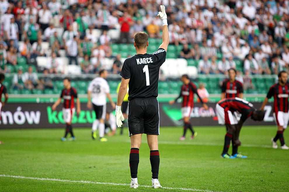 Legia Warszawa 0-0 Gaziantepspor - fot. Piotr Galas (zdjęcie 68 z 133)
