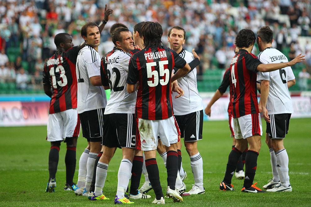 Legia Warszawa 0-0 Gaziantepspor - fot. Piotr Galas (zdjęcie 69 z 133)