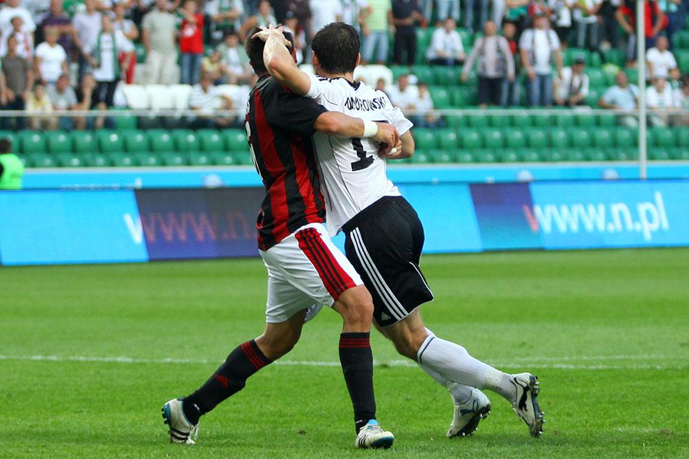 Legia Warszawa 0-0 Gaziantepspor - fot. Piotr Galas (zdjęcie 70 z 133)